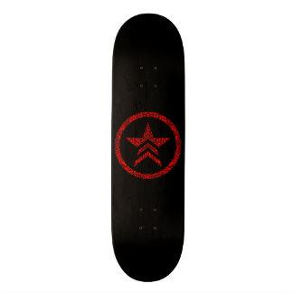 Signature Freedom Star Custom Pro Park Board Custom Skateboard