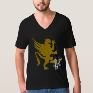 Signature K. Griffin V-Neck T-Shirt