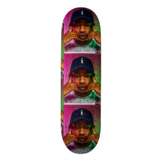 Signature Kendrick Custom Pro Park Board Skate Decks