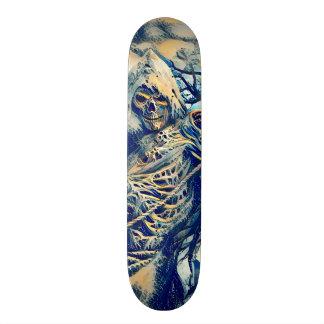 Signature Lord Death Wave Custom Pro Park Board Custom Skateboard