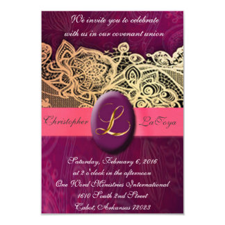 "Signature: Matte 3.5"" x 5"", Standard white envelop Card"