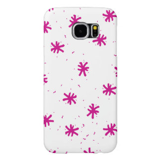 Signature Samsung Galaxy S6 Case - Orchid