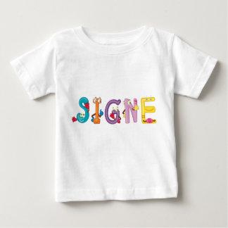 Signe Baby T-Shirt