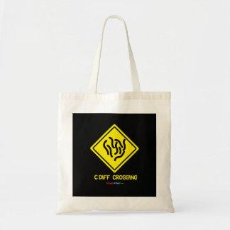 Signe de C. Diff Crossing Tote Bag