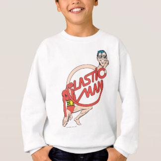 Signe en plastique de badaud d'homme tee-shirts