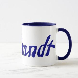 Signed by Rembrandt Mug