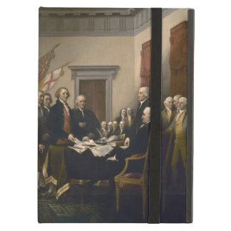 Signing the Declaration of Independence, July 4th iPad Air Cases