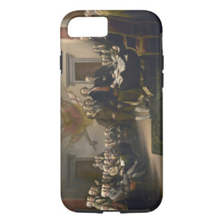Signing the Declaration of Independence, July 4th iPhone 8/7 Case
