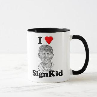 SignKid CHAOS Mug