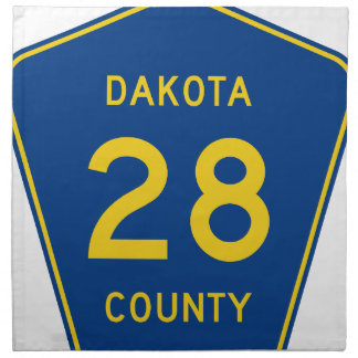 signpost Dakota Napkin