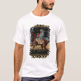 Signpost with Frederick the Great on Horseback T-Shirt