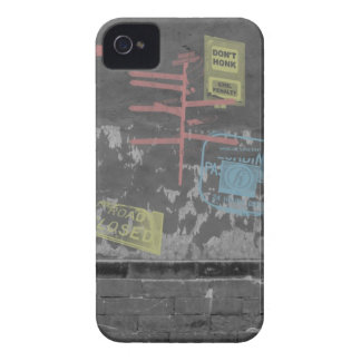 signs iPhone 4 Case-Mate cases