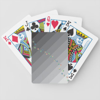 Signs of the Artistic Pet Bicycle Playing Cards