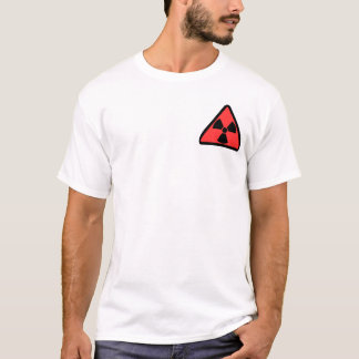 Signs - Warning Radioactive (NEW) T-Shirt
