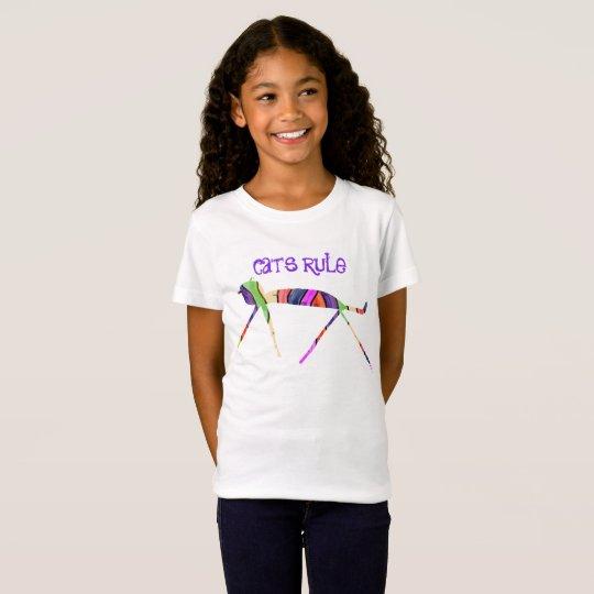 Sigrid's cat shirt
