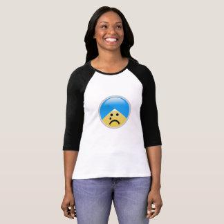 Sikh American Cold Sweat Turban Emoji T-Shirt