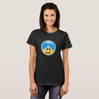 Sikh American Confused Turban Emoji T-Shirt