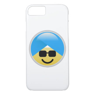 Sikh American Cool Turban Emoji iPhone 8/7 Case