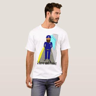 Sikh Policeman T-Shirt