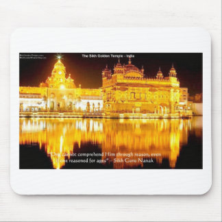 Sikh The Golden Temple In India Gifts & Tees Mouse Pad