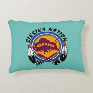 siksika Tribe Decorative Pillow