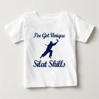 silat martial art designs baby T-Shirt
