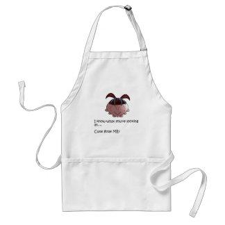 """Sileghea """"cute little me"""" apron"""