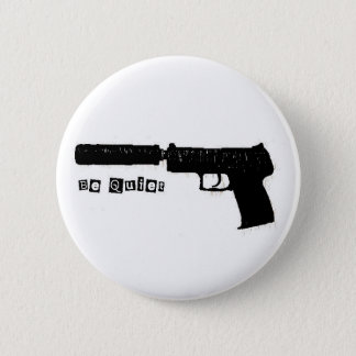 Silence 2 Inch Round Button