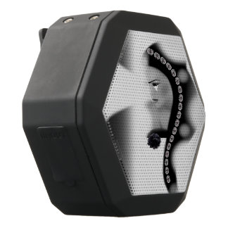 Silence Of Beauty Black Bluetooth Speaker