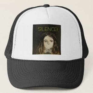 Silence! Trucker Hat