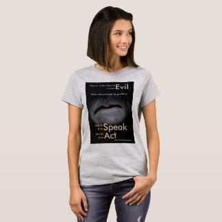 Silence Women's T shirt