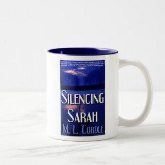 Silencing Sarah Coffee Mug