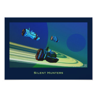 Silent Hunters Poster