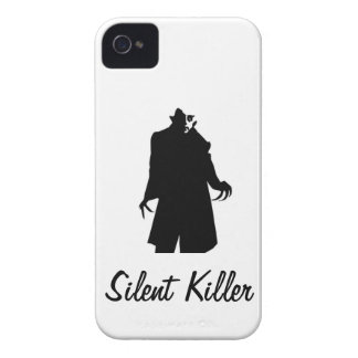 Silent Killer iPhone 4 Cover
