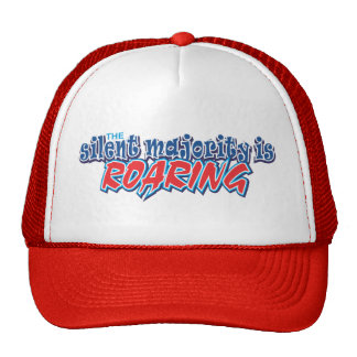 silent majority 2016 hat 1
