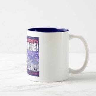 Silent Majority TEA mug
