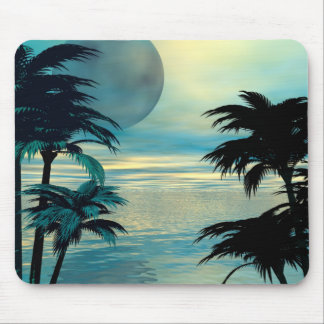 Silent Moon Mouse Pad