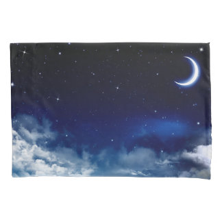 Silent Night (2 sides) Pillowcase