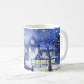 Silent Night. Christmas Gift Mugs