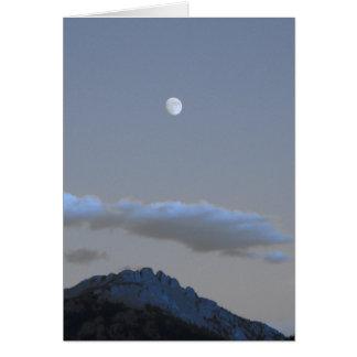 Silent Night, Holy Night Greeting Card