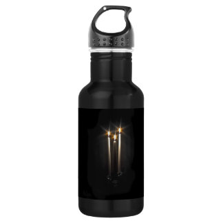 Silent Night Holy Night Trinity Candle 532 Ml Water Bottle