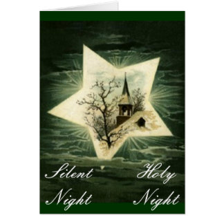 Silent Night, HolyNight Card