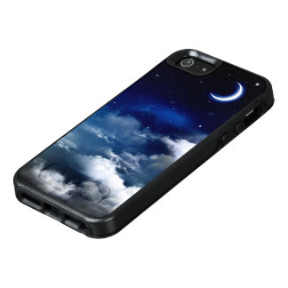 Silent Night OtterBox iPhone SE Case