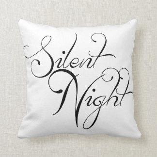 SILENT NIGHT PILLOW