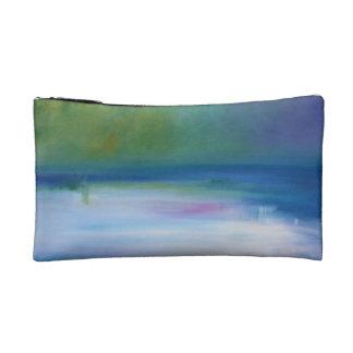 Silent Seas Small Cosmetic Bag