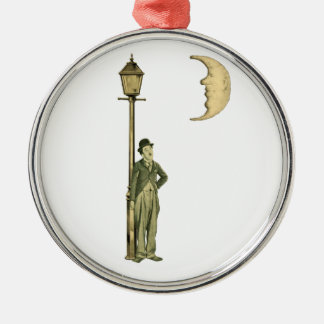 Silent Star - 1920's Metal Ornament