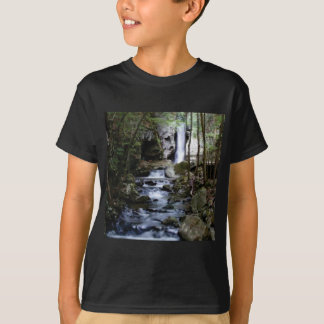silent stream in forest T-Shirt