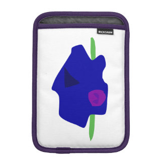 Silent Talk iPad Mini Sleeve