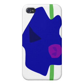 Silent Talk iPhone 4/4S Cover