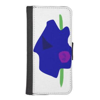 Silent Talk iPhone SE/5/5s Wallet Case